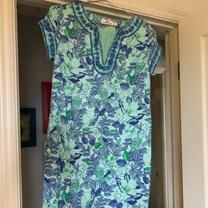 Vineyard Vines Short Sleeve Dress